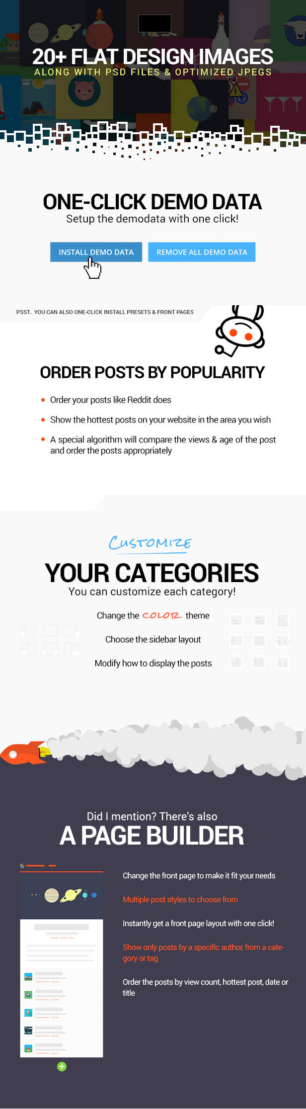 Calypso   Material Design WordPress Theme
