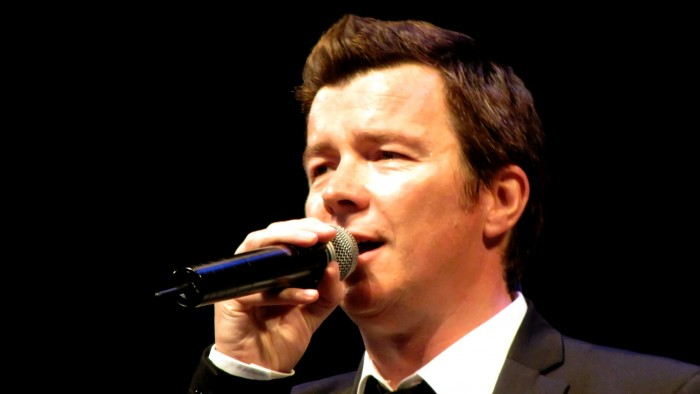 Rick Astley's First Single in 17 Years – Lights Out